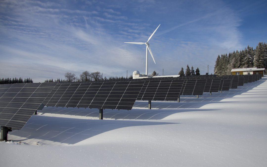 Servicii în domenul energiei din surse regenerabile